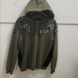 MCM designer men's hoodie